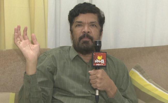 Posani Krishna Murali Counter Attack to Yellow Media - Sakshi
