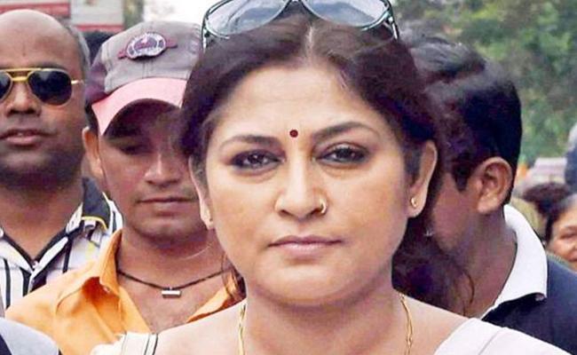 Boycott Nepotism Movies Says Roopa Ganguly - Sakshi