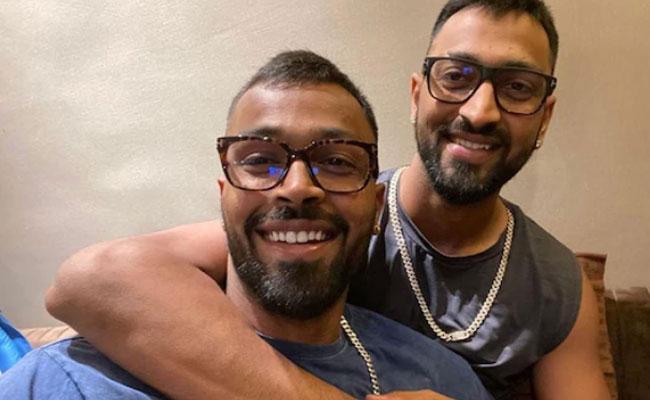 Hardik, Krunal Pandya Share Their First Interview - Sakshi
