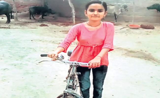 Roshni Got Eighth Rank In Tenth Exams All Over Madhya Pradesh - Sakshi