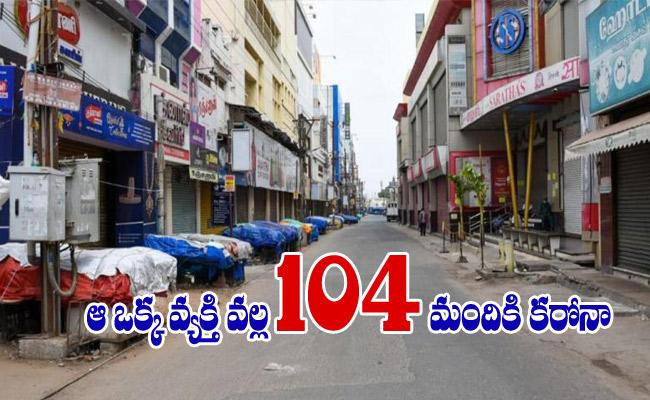 With 104 Positive Cases Jewellery Store Becomes COVID-19 Hotspot - Sakshi