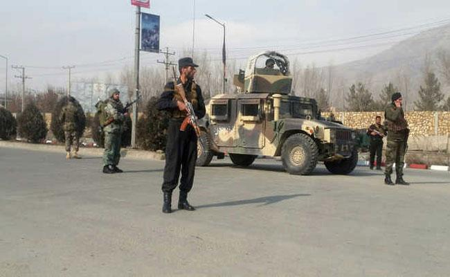 Suicide Bombing Attack In Afghanistan Kill Policemen - Sakshi