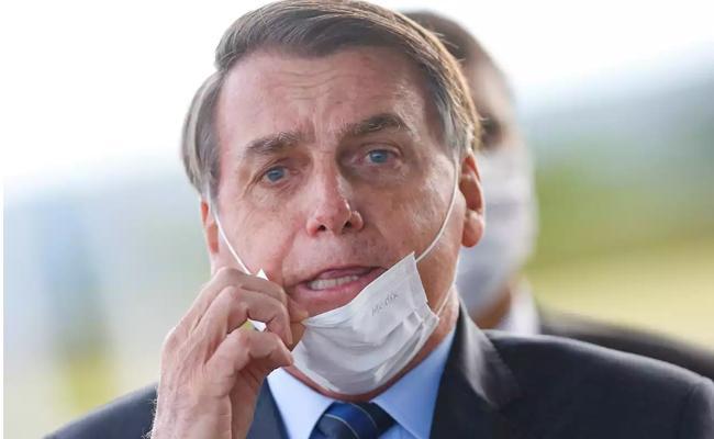 Brazilian President Jair Bolsonaro tests positive - Sakshi
