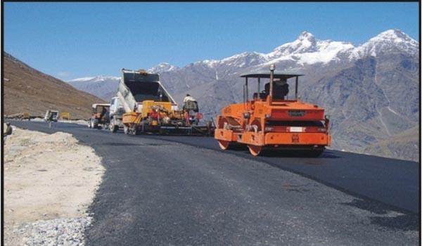 Road Infrastructure For Ladakh To Get A Push - Sakshi