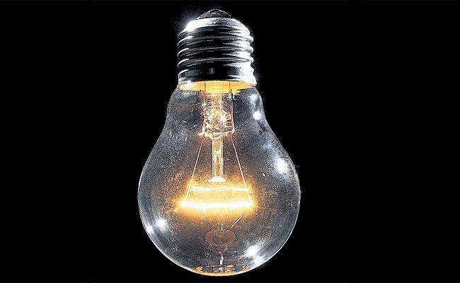 25 Lakhs Power Bill to Lalapet House owner Hyderabad - Sakshi