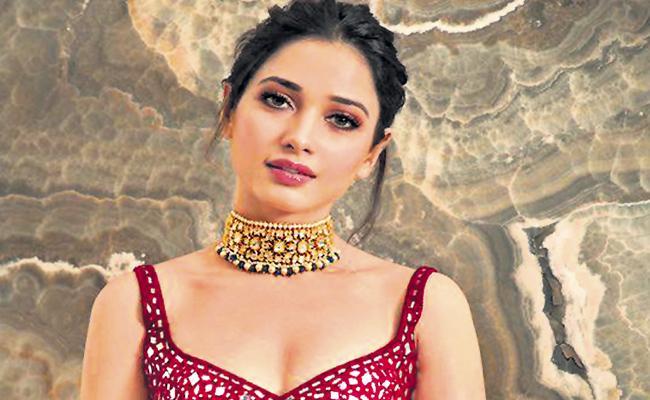 Tamanna opens up on Remuneration  - Sakshi