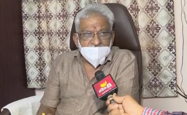 TTD Chairman YV Subba Reddy Said There Was Political Conspiracy In Saptagiri Magazine Incident - Sakshi
