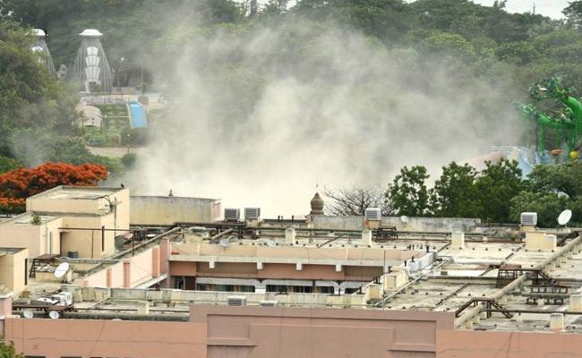 PIL Against Demolition of Secretariat In Telangana High Court - Sakshi
