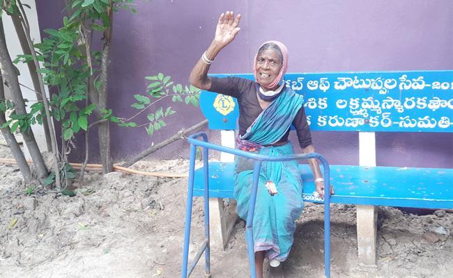 Son And Grandson Assult on Mother in Nalgonda - Sakshi