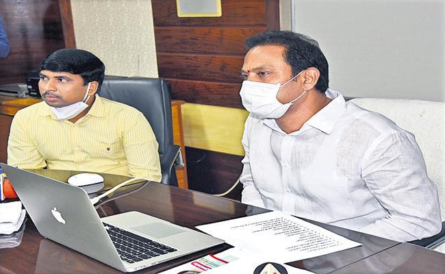 Alla Nani Comments On Coronavirus Prevention In AP - Sakshi