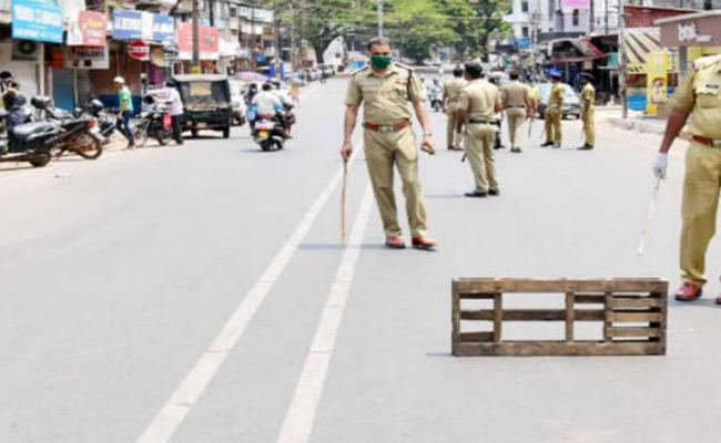 Lockdown In Patna From July 10 to 16 Essential Services Allowed - Sakshi