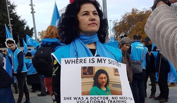 Uighur Whistleblower Rushan Abbas Comments China Persecution of Minorities - Sakshi