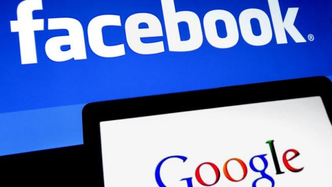 Facebook  Google Told They Must Pay Australian Media For News - Sakshi