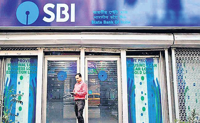 State Bank of India Q1 profit zooms 81percent on stake sale in SBI - Sakshi