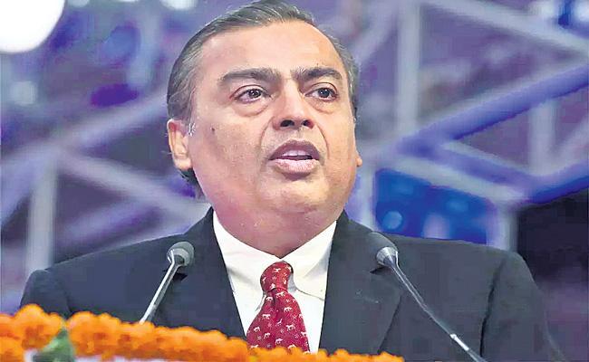 Mukesh Ambani calls for 2G-free India - Sakshi