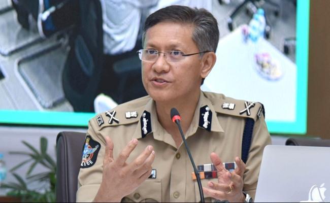 AP Police Department Focus On Visakhapatnam - Sakshi