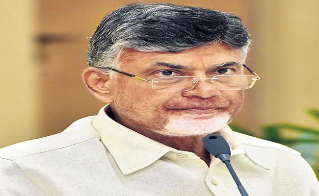 Chandrababu Comments On Governor Decision Over AP Three Capitals - Sakshi