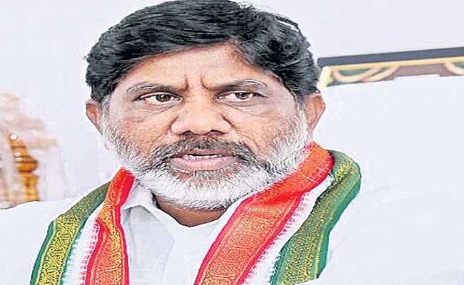 We Will Support The Dalits Says Bhatti Vikramarka - Sakshi