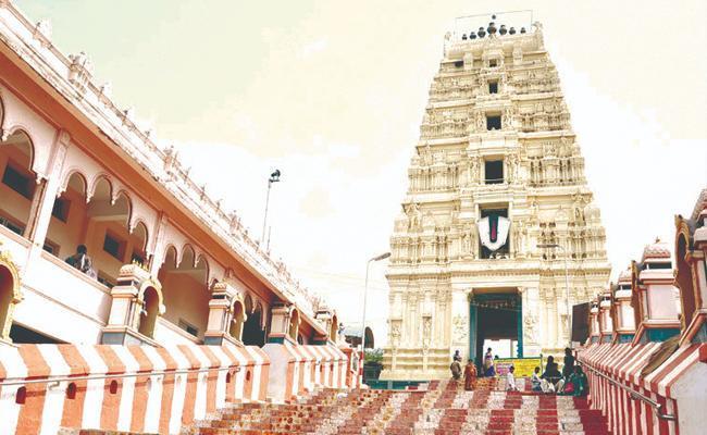 Dwaraka Thirumala Temple Open Today West Godavari - Sakshi