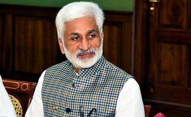 MP Vijaya Sai Reddy Comments On Chandrababu - Sakshi