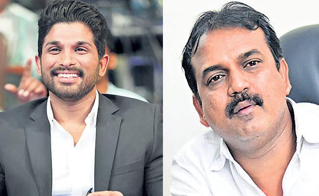 Allu Arjun announces new film with Koratala Siva - Sakshi