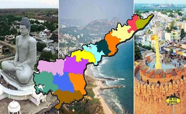 Andhra Pradesh Three Capital Bill Approved By Governor Some Key Points - Sakshi