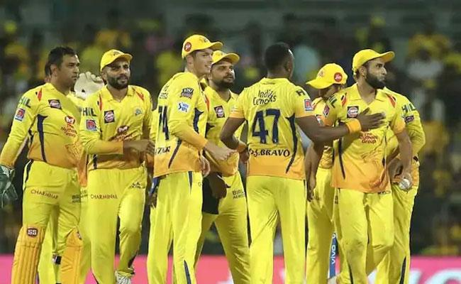 Chennai Super Kings Aiming To Begin IPL Camp In UAE From Early August - Sakshi