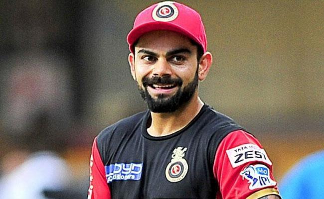 Virat Kohli Flaunts New Kit As RCB Captain Gears Up For IPL 2020 - Sakshi