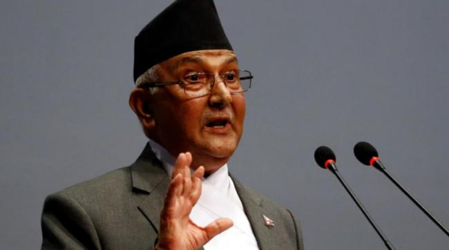 Nepal Send Revised Map With Indian Territory to UN and Google - Sakshi