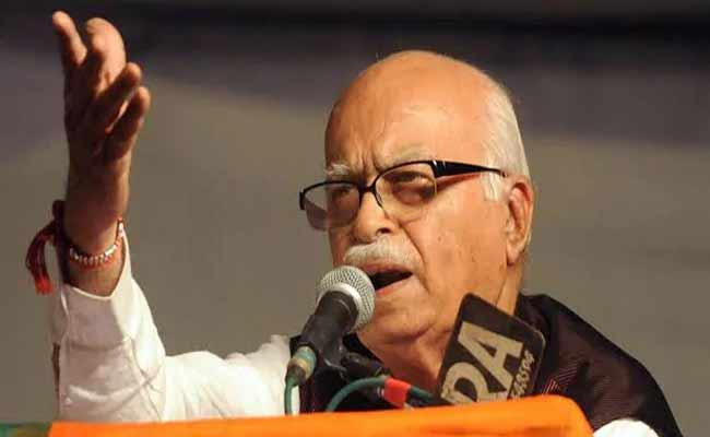 LK Advani And MM Joshi No Invite For Ayodhya Event  - Sakshi