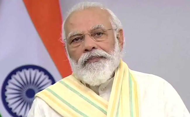 PM Narendra Modi addressed grand finale of Smart India Hackathon - Sakshi