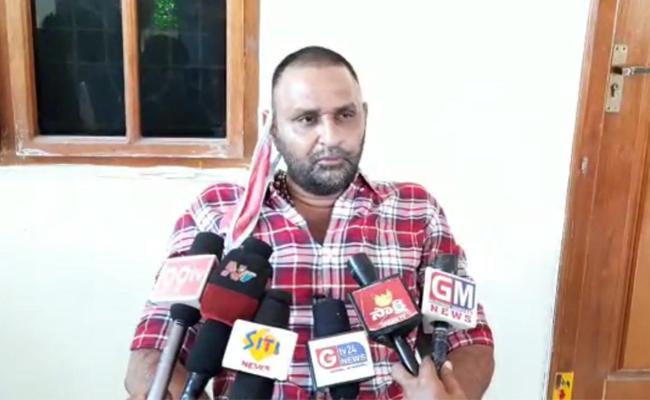 Minister Kodali Nani Comments On Chandrababu - Sakshi