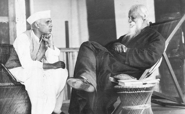 Shashi Tharoor Shares Note Tagore Wrote To Jawaharlal Nehru - Sakshi