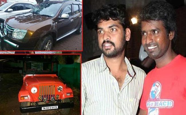 Lockdown Rules Breaks Actors Vimal And Suri in Tamil nadu - Sakshi