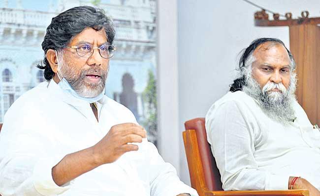 Bhatti Vikramarka Fires On Telangana Government - Sakshi