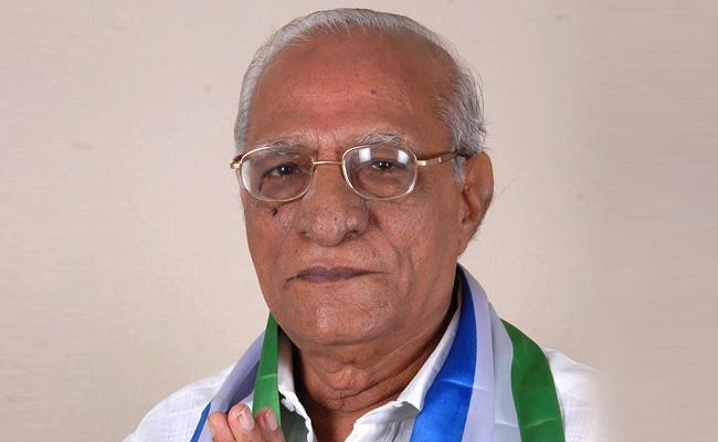 YSRCP Leader Penumatsa Samba Sivaraju Passed Away - Sakshi