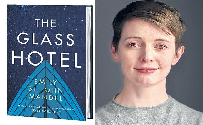 The Glass Hotel Book Review In Sakshi Sahityam