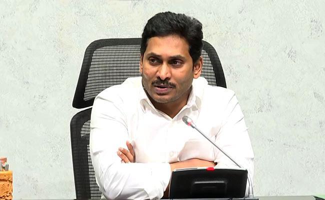 CM YS Jagan Review On Village And Ward Secretariats - Sakshi
