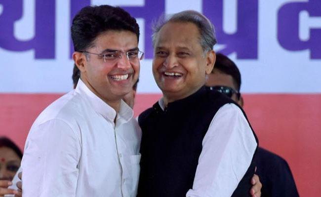 Congress Sources Claim Breakthrough In Rajasthan - Sakshi
