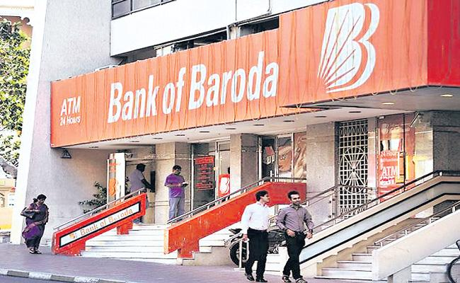 Bank of Baroda posts net loss of Rs 864 crore in Q1 - Sakshi