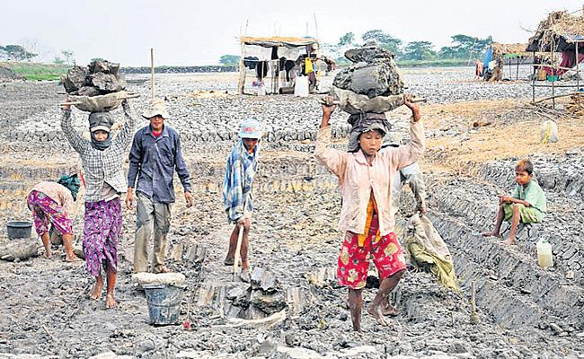 COVID-19 may push millions more children into child labour - Sakshi