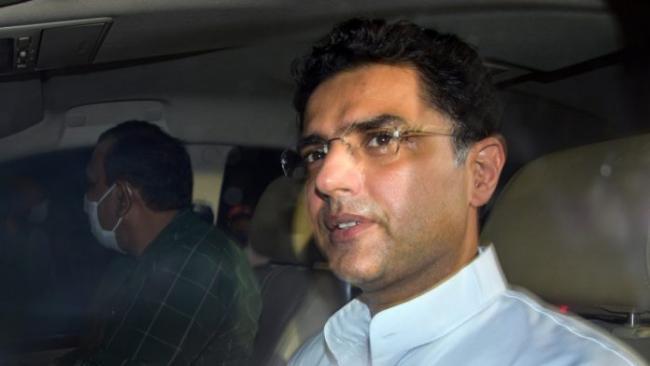 Sachin Pilot Says Never Crossed Lakshman Rekha - Sakshi