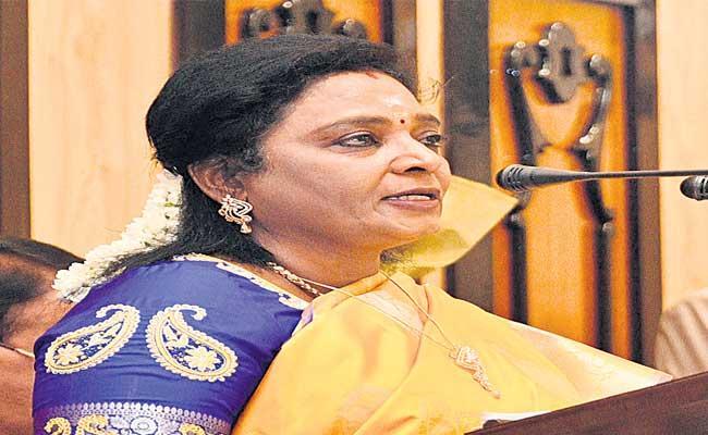 Tamilisai Soundararajan Worried About Ammonium Nitrate Sent From Chennai - Sakshi