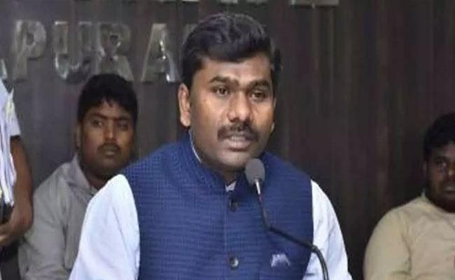District Officials Is Ready To Take Action Against Umamaheswara Naidu - Sakshi