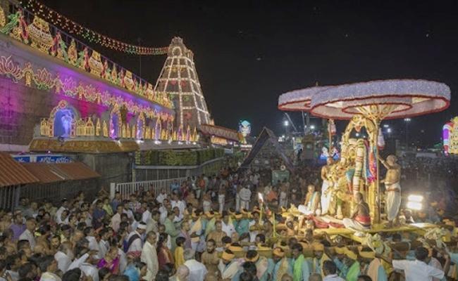 Thirumala Srivari Brahmotsavalu Will Start From September 19 - Sakshi