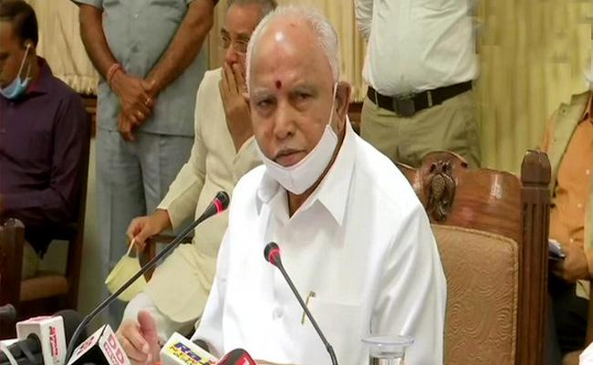 Yediyurappa Assures Strict Action Against Accused Appeals For Peace - Sakshi