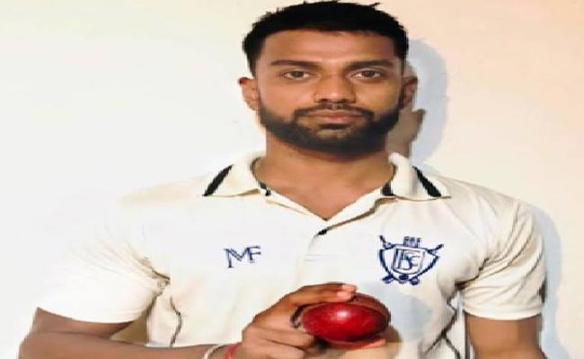 Mumbai Cricket Player Karan Tiwary Departed At His Home - Sakshi