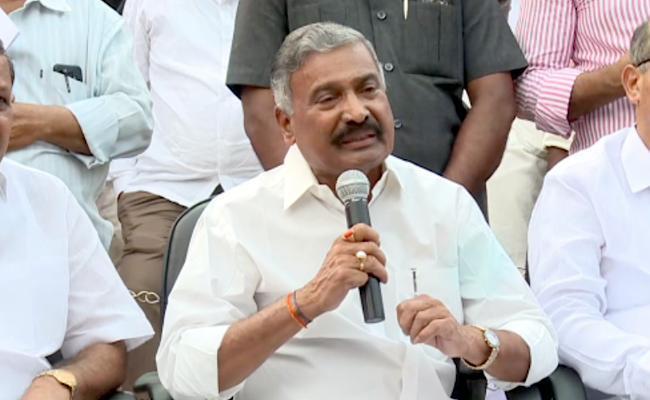 Grama Ward Sachivalayam Posts Are Recruited In September - Sakshi