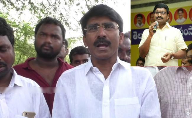 MLA Pratap Kumar Reddy Open Letter To Beeda Ravichandra - Sakshi