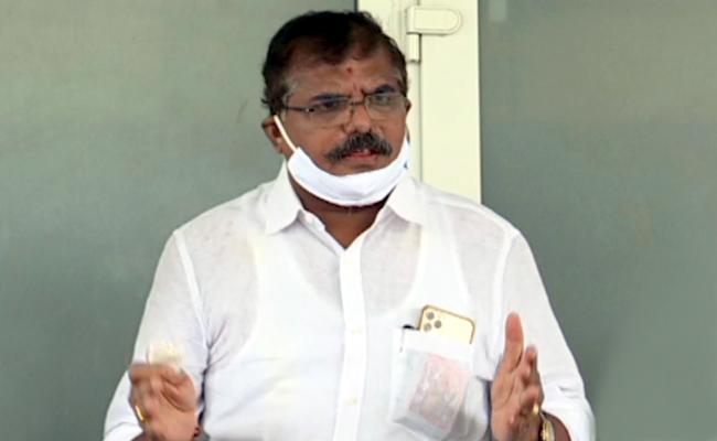 Botsa Satyanarayana Says Amaravati Development Plan In Krishna - Sakshi